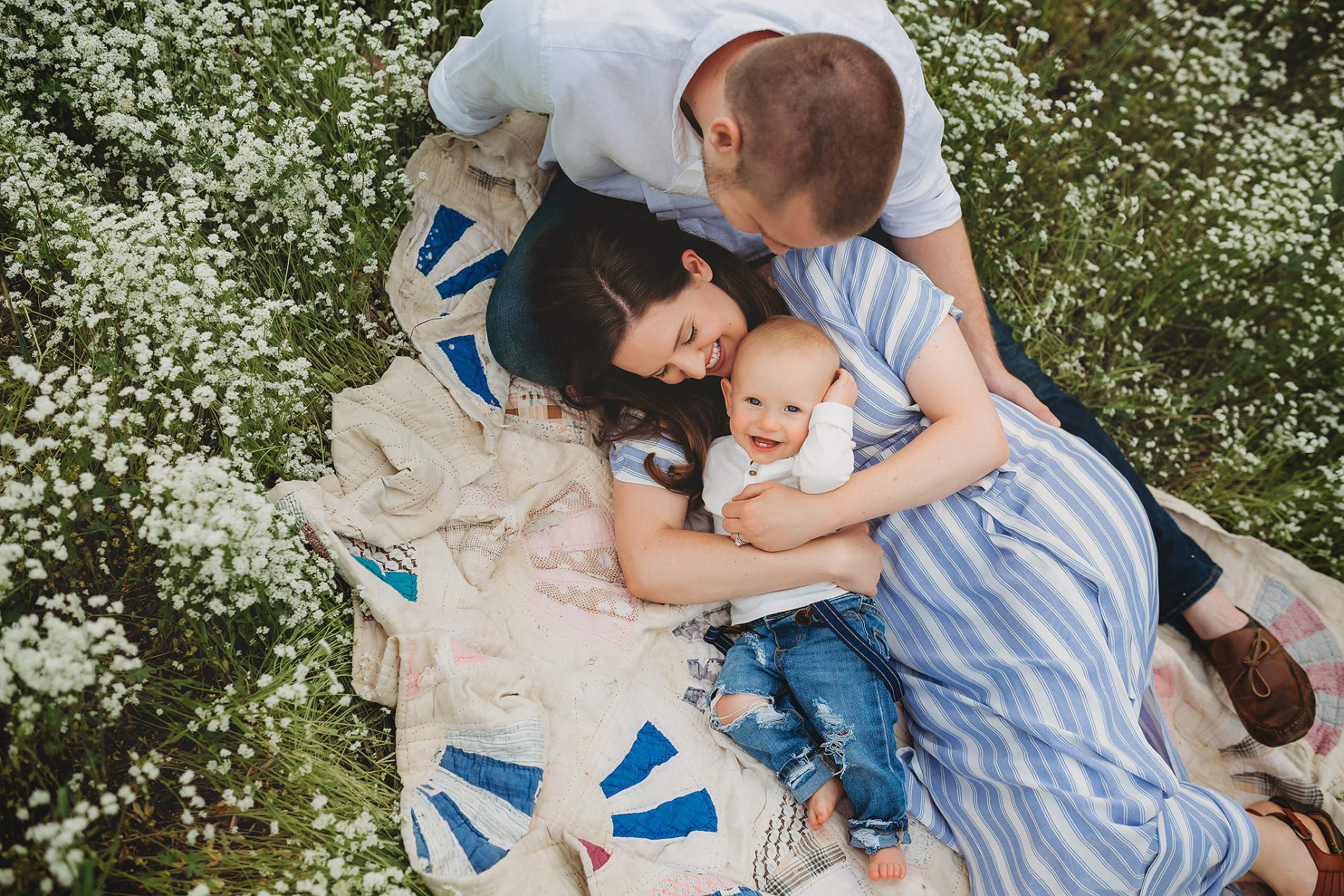 baby and family photography nashville
